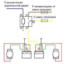 Пкл 12-1 схема подключения